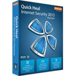 Quick Heal Internet Security 1 User for 1 Year